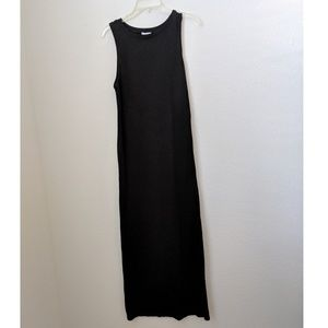 Leith Black Tank Dresses